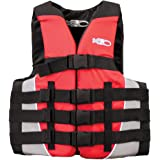 X2O 4 Buckle Dual Sized Life Jacket