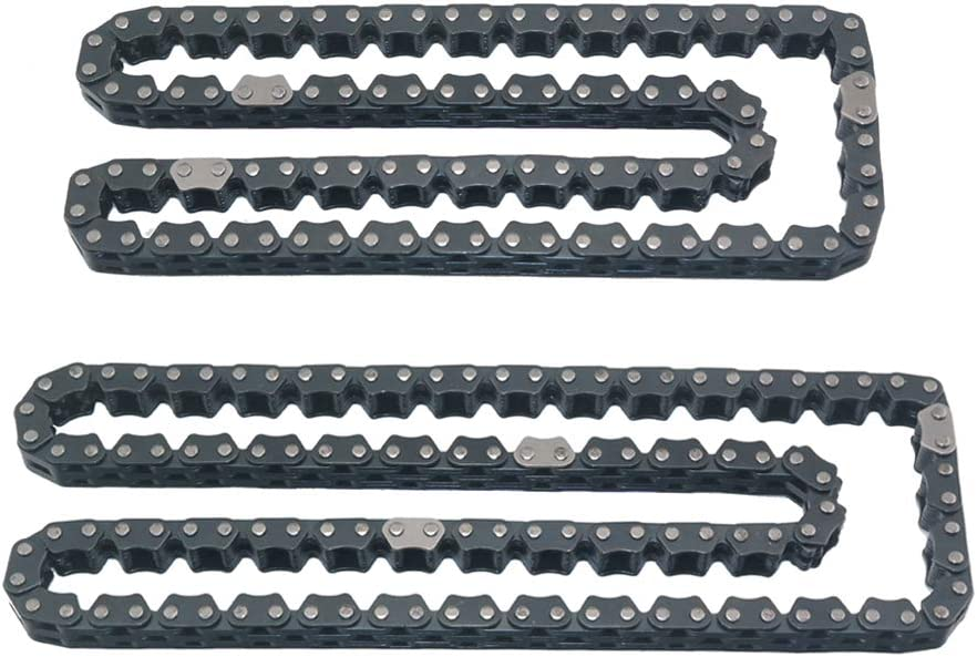 96L Primary Chain MOCA Timing Chain Kit for 2006-2017 Cadillac SRX STS CTS /& Pontiac G6 G8 /& Saturn Outlook VUE /& Buick Enclave Suzuki GMC for Chevrolet 3.6L V6 DOHC 114L Secondary Chains