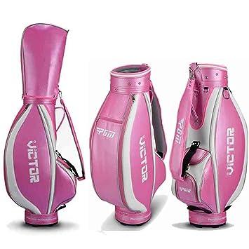 pgm hembra PU + Nylon estándar bolsas, bolsa de golf, bolsas ...