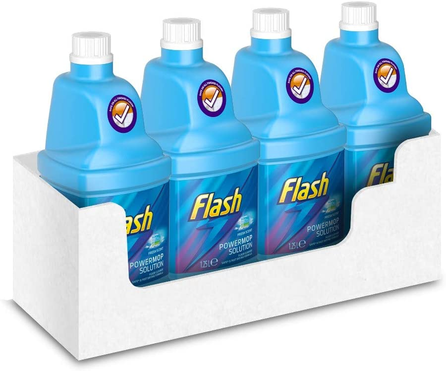 Flash Powermop cleaning solution Refill 1.25 Litre Multi-Surface