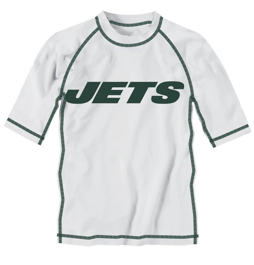 生まれのブランドで NFL XL Boys Juvenileチーム署名ラッシュガード XL B00IN0RHQO New York Jets Jets B00IN0RHQO, キョウダイ マーケット:20f0dd34 --- a0267596.xsph.ru