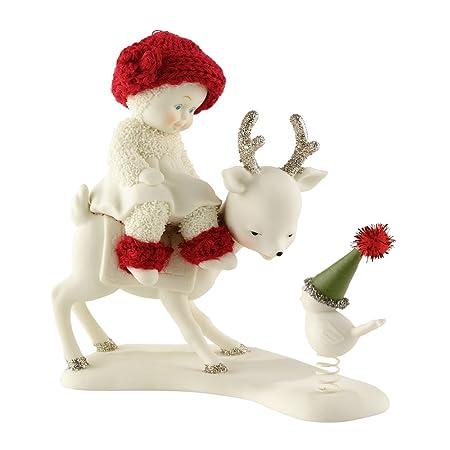 Department 56 Snowbabies Advice from an Expert Figurine, 3.1 inch