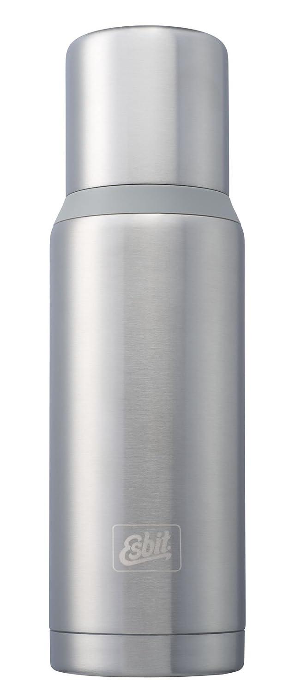 Esbit isolierflasche termo acero inoxidable negro 1 litros