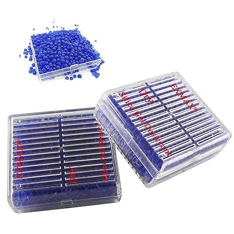 exmax® Funcional reutilizable Gel de Sílice desecante Humedad Humedad Absorbe Box secador cámara Microscopios telescopios