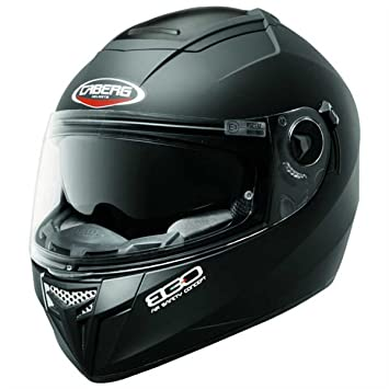 Caberg Ego Casco Integral - negro mate, 2XL (63/64)