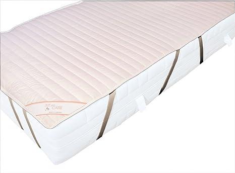 Colchón 120 x 200 Garanta – Fregadero Soft And Care de 100% algodón – Extra