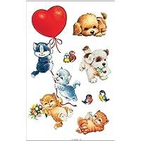 Susy Card Sticker Unisex 1.36 3 vel Motief: 3