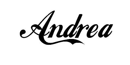 huanyi Andrea Sala de nombre de niña o Boy nombre nombre pared ...