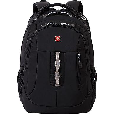 Amazon.com: SwissGear Travel Gear SA5965 Laptop Backpack (Black ...