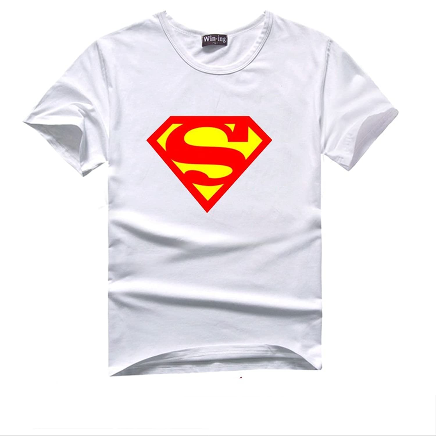 d56553be2 Buy Bioworld Men's Superman Logo Tee and other T-Shirts at Amazon.com. Our  wide selection is eligible for free shipping and free returns.
