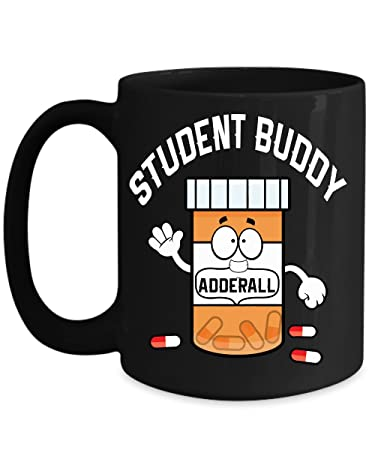 Adderall A Student's New Buddy