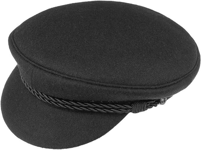 Balke Elbsegler Hat Captain/'s Hat Sailor Cap Navy Fishermen Hat New