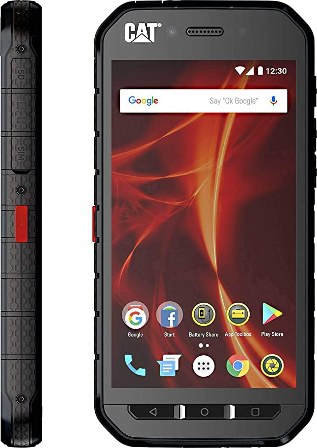 CAT S41 Loneworker Edition Outdoor Smartphone 32GB 5 Zoll (12.7 cm) Dual-SIM Android 8.0 Oreo 13: Amazon.es: Electrónica
