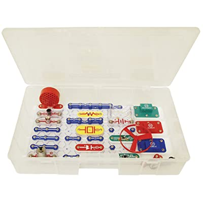 Snap Circuits SC-100 Student Training Program with Student Study Guide | Perfect for STEM Curriculum: Toys & Games