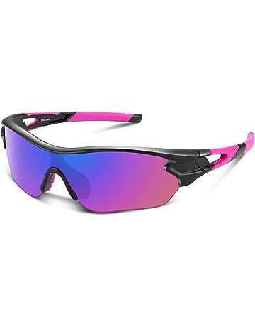 f0667cac9b Bea Cool Gafas de Sol polarizadas Deportivas para Hombres, Mujeres,  jóvenes, béisbol,