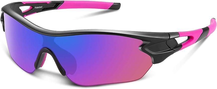 Bea Cool Gafas de sol polarizadas deportivas para hombres, mujeres ...