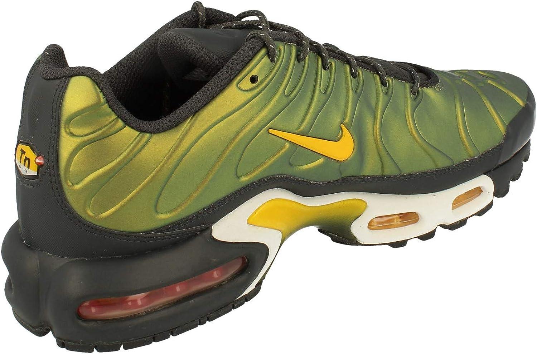 Nike Herren Air Max Plus Se Fitnessschuhe Anthracite Amarillo 005