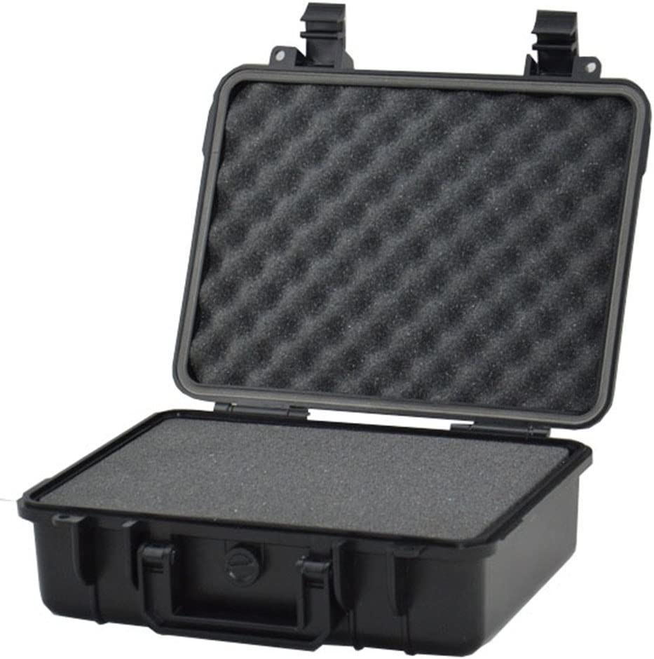 Outdoor Waterproof IP68 Hard Plastic Protective Grip Shockproof Case Survival Dry Storage Container Carry Safety Box for Camera GoPro