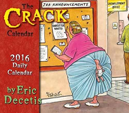 Crack 2016 Boxed/Daily Calendar Eric Decetis