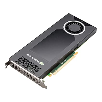 PNY NVS 810, DP 4 GB GDDR3 - Tarjeta gráfica (DP, 4 GB, GDDR3, 128 bit, 4096 x 2160 Pixeles, PCI Express x16 3.0)