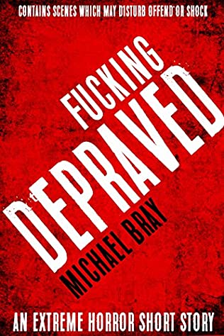 book cover of Depraved