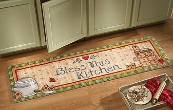 Kitchen Runner Rugs. Gingerbread Kitchen Runner Rug R
