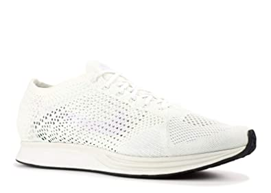 hot sales 53eaa 4cea3 Image Unavailable. Image not available for. Color  Nike Men s Flyknit Racer  Running Shoes ...