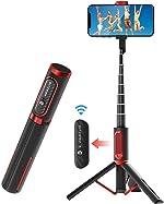BlitzWolf Lightweight Aluminum All in One Extendable Phone Tripod Selfie Stick