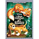 The Fox and the Hound / The Fox and the Hound Two (Three-Disc 30th Anniversary Edition Blu-ray / DVD Combo in DVD Packaging)