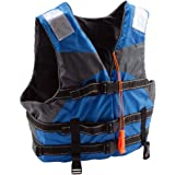 GSE Games & Sports Expert Adjustable Life Vest Jackets (Available in Kids, Youths, and Adults)