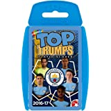 Manchester City FC 2016/17 Top Trumps Card Game