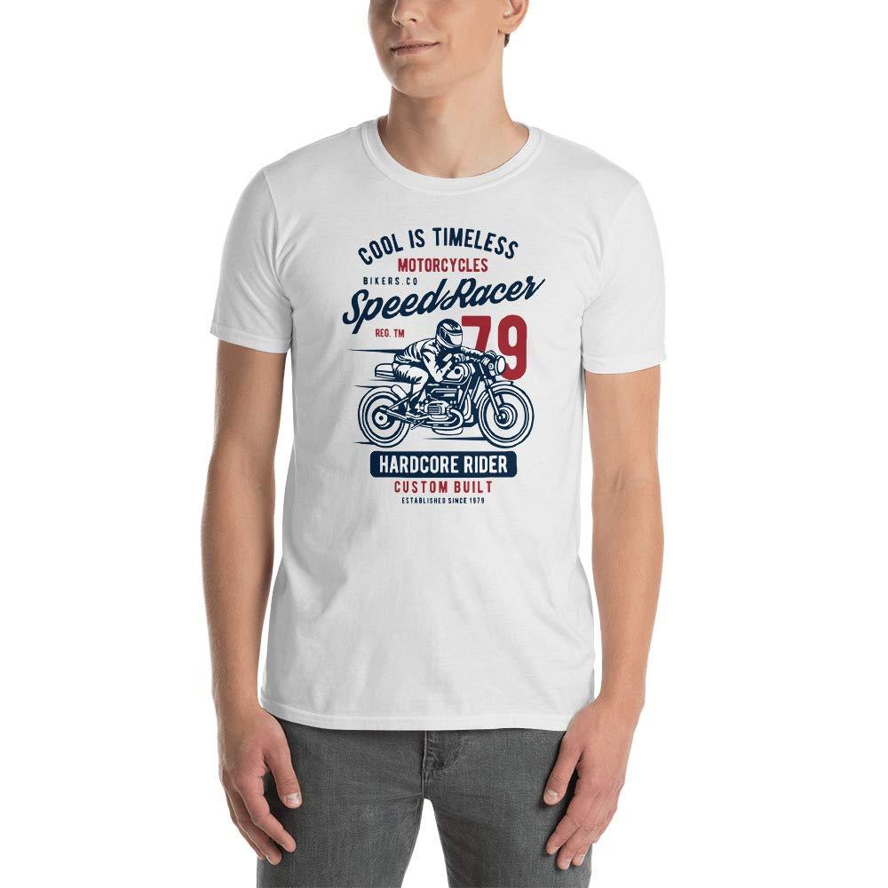 DR-MASTERMIND Speed-Racer-Motorcycles Short-Sleeve Unisex T-Shirt
