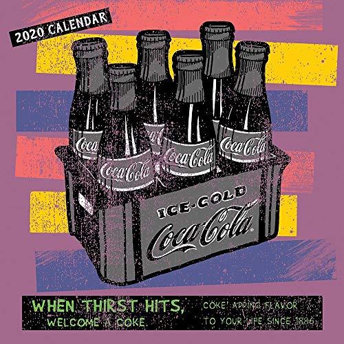 2020 Coca-Cola Mini Calendar