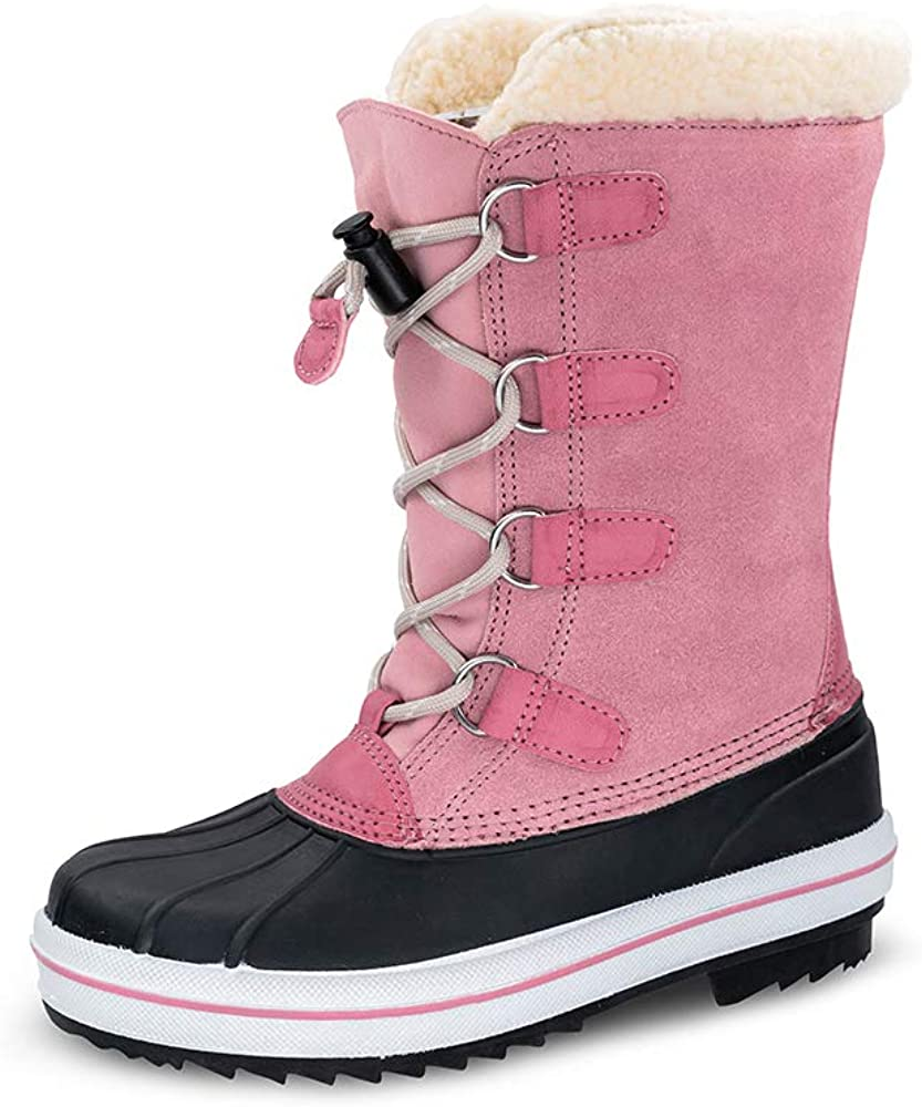 warm boots for girls