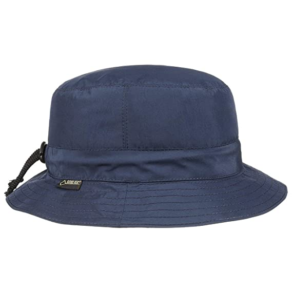 Gore-Tex Summer Rain Hat Seeberger rainproof windproof (58 cm - blue ... ae30815203c
