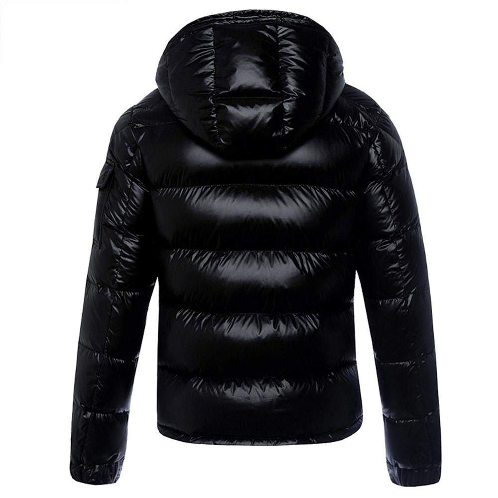 Amazon.com: MAZF - Chaqueta de invierno con capucha para ...