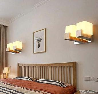 Lozse Wandlampe Wandleuchte Wohnzimmer Schlafzimmer Arbeitszimmer Hotel  Flur Wandlampe