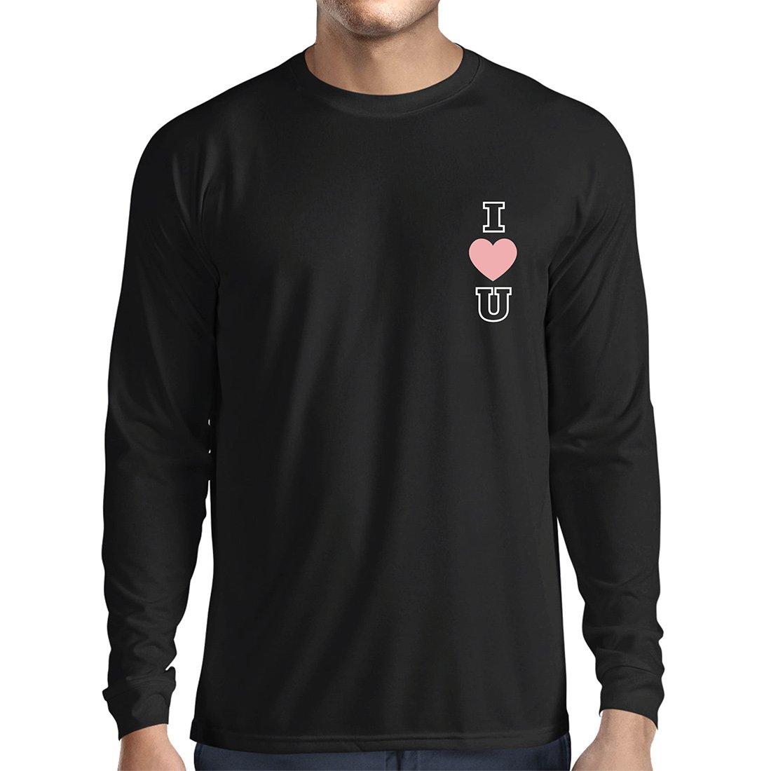 Langarm Herren t shirts Ich liebe dich! Ehrfürchtige Geschenk-Ideen ...