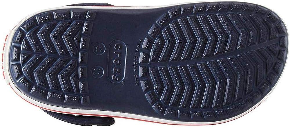 Slip On Water Shoe for Toddlers Lightweight Crocs Kids Crocband Clog Girls Boys