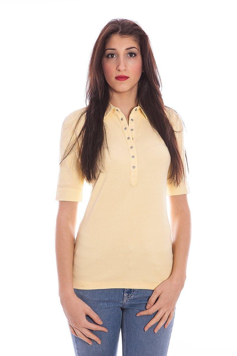 Gant - Polo - para Mujer Amarillo Large: Amazon.es: Ropa y accesorios