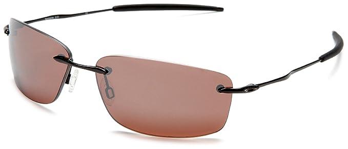c46d457fa6 Amazon.com  Oakley Men s Nanowire 2.0 Iridium Polarized Sunglasses ...