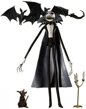 Figura Vampire Jack - Pesadilla antes de Navidad: Amazon.es ...