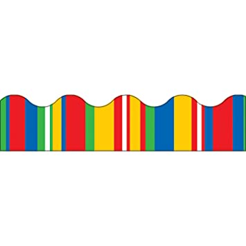 Stripe-tacular Candy Classroom Display Board Trimmers