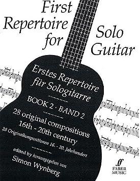 Alfred 12-0571563228 Primera Repertorio for Solo Guitarra Libro 2 - Music Book