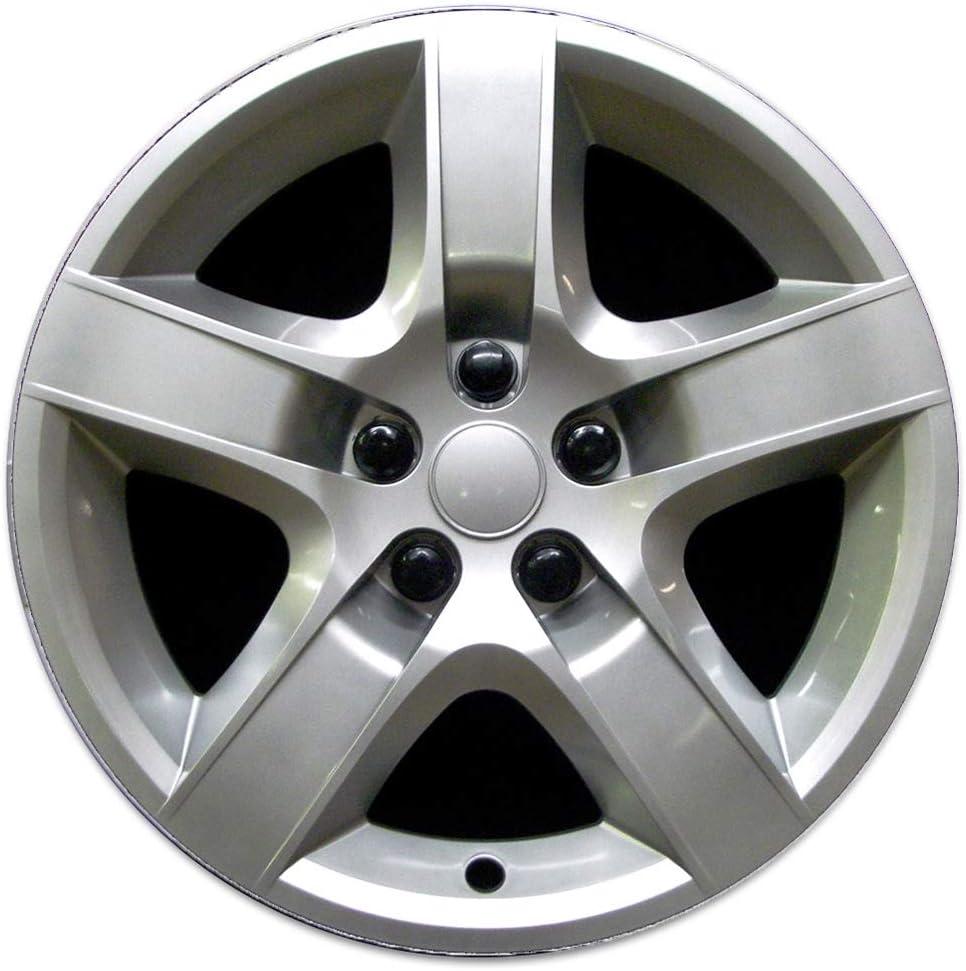 Premium Replica Hubcap Fits Chevy Malibu 2008-2012 1-Piece Replacement 17-inch Wheel Cover