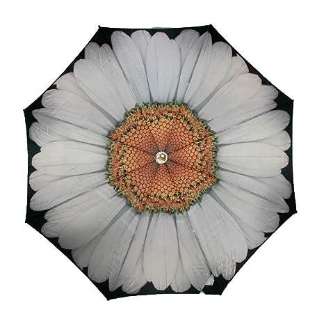 Paraguas de flores (Margarita)