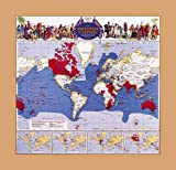 British Empire Map, 1905, , 1873590156