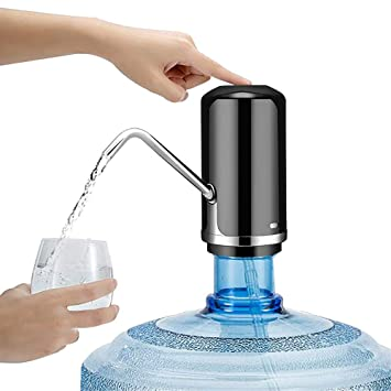 Dispensador De Agua Embotellada 5L 7.5L 4.5L Cold Bottle Faucet Automatic Eelectric Portable Drinking