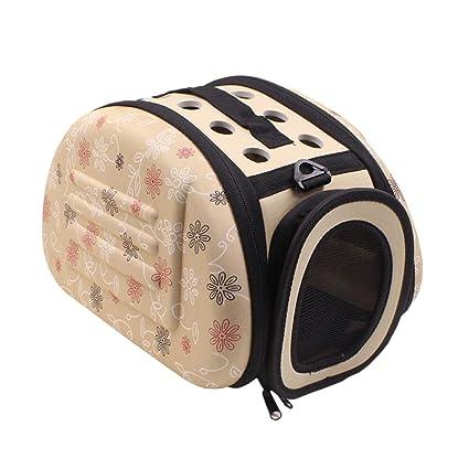 EVA Pet Pack Portable Cat Pack Plegable Para Mascotas Mochilas Para Perros Paquete De Gato Bolsas