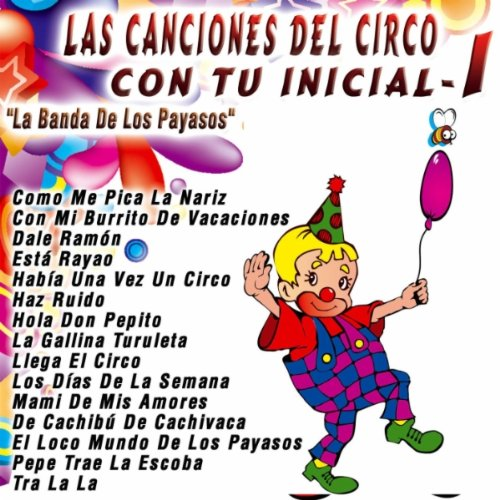 Amazon.com: Hola Don Pepito: La Banda De Los Payasos: MP3